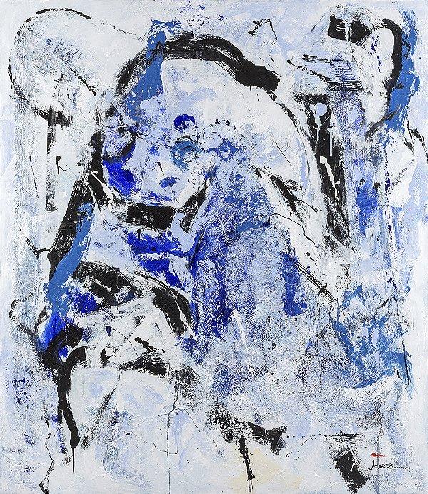 Gravura Fine Art Ararinha 50 x 40 cm