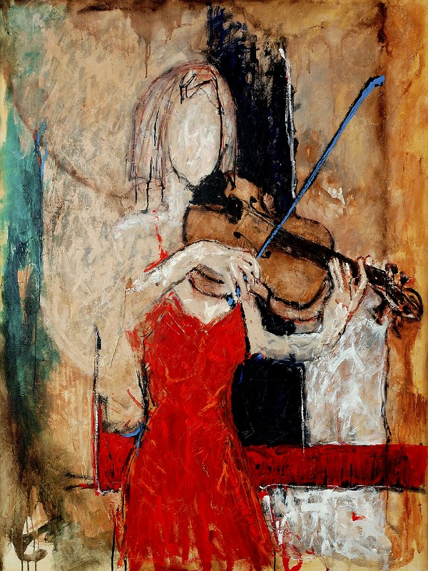 Gravura Fine Art Brena 50 x 40 cm