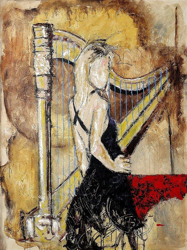 Gravura Fine Art Cecilia 50 x 40 cm