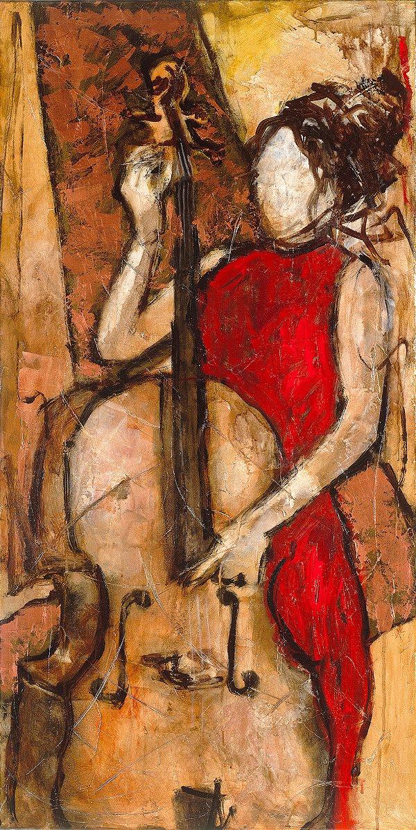 Gravura Fine Art Ingrid 50 x 25 cm