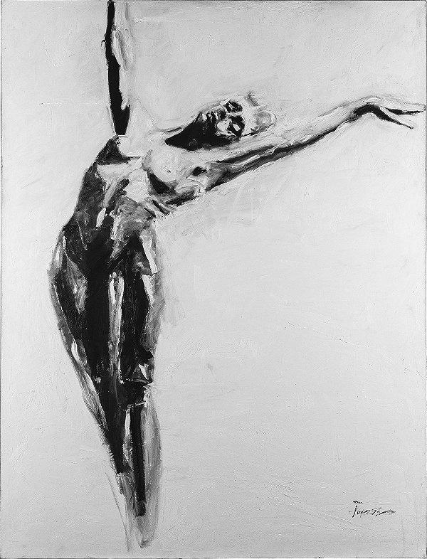Gravura Fine Art Naked Soul 50 x 40 cm