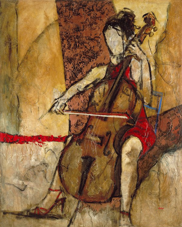 Gravura Fine Art Rebecca 50 x 40 cm
