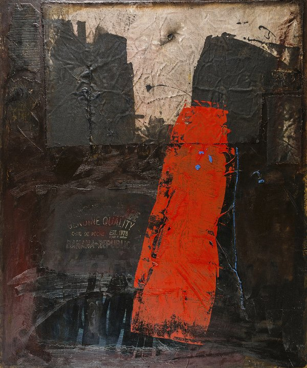 Gravura Fine Art Rock II 50 x 40 cm