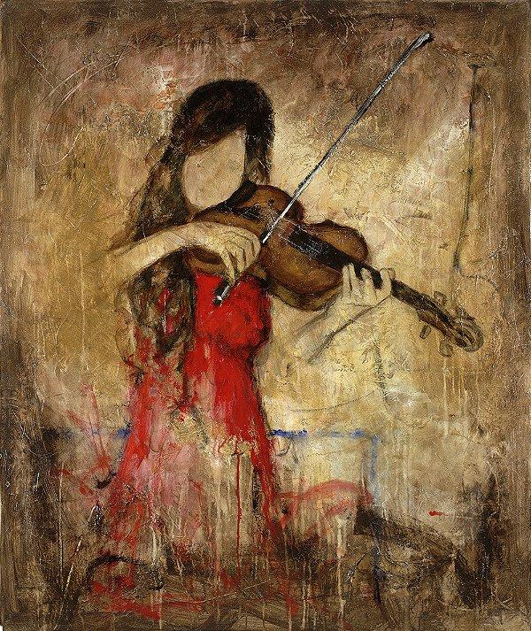 Gravura Fine Art Vivian 50 x 40 cm