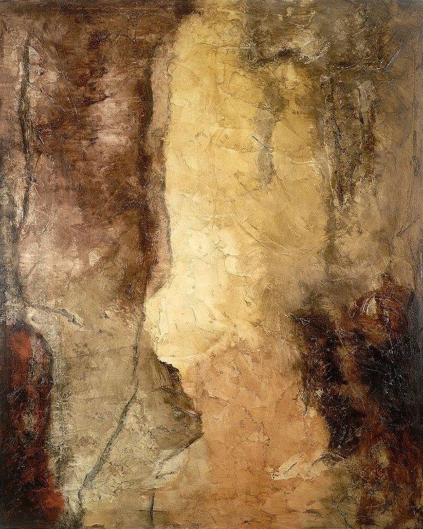 Arte Contemporânea Tela Great Storm 60 x 80 cm