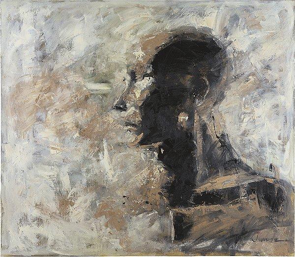 Arte Contemporânea Tela Zoar 60 x 80 cm