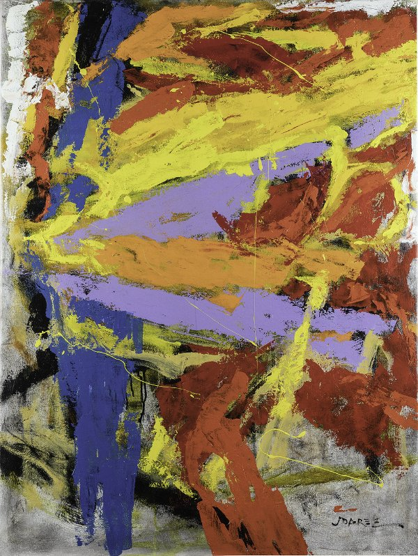 Obra Original Pintura sobre Tela, Splendid, Acrílica, 122 x 92 cm