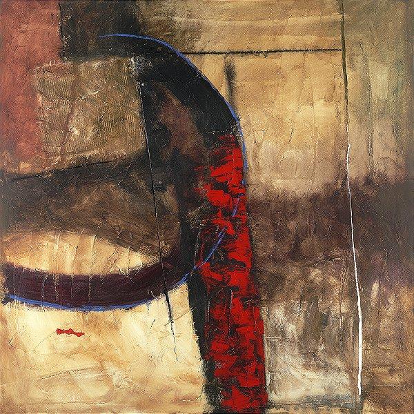 Obra de Arte Tela Miracle 135 x 135 cm