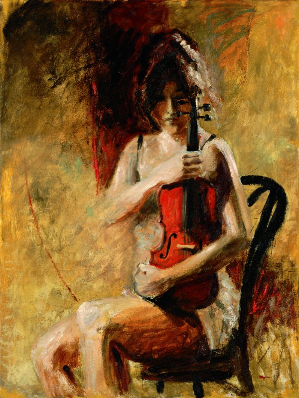 Obra de Arte Tela Tati 150 x 120 cm
