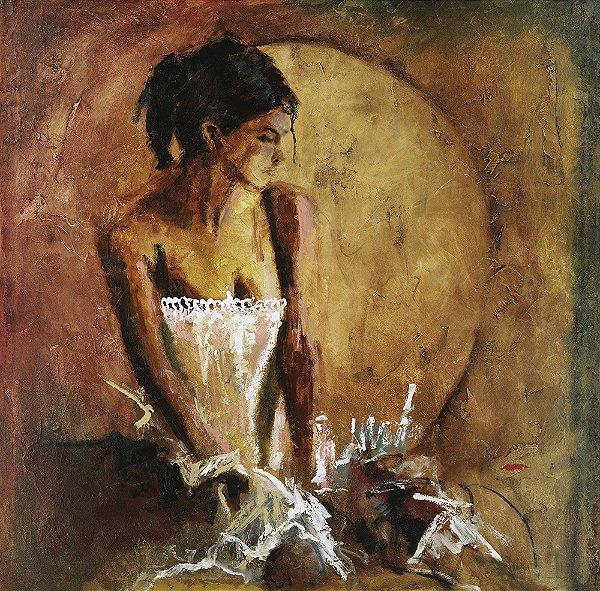 Obra de Arte Tela Your way 135 x 135 cm