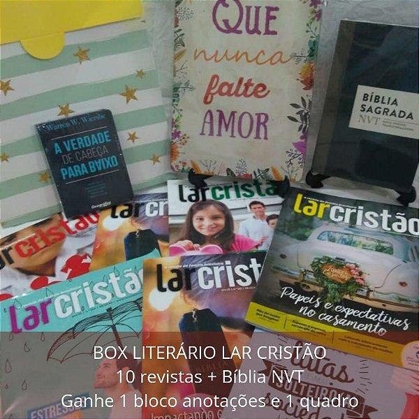 Box Literário Lar Cristão