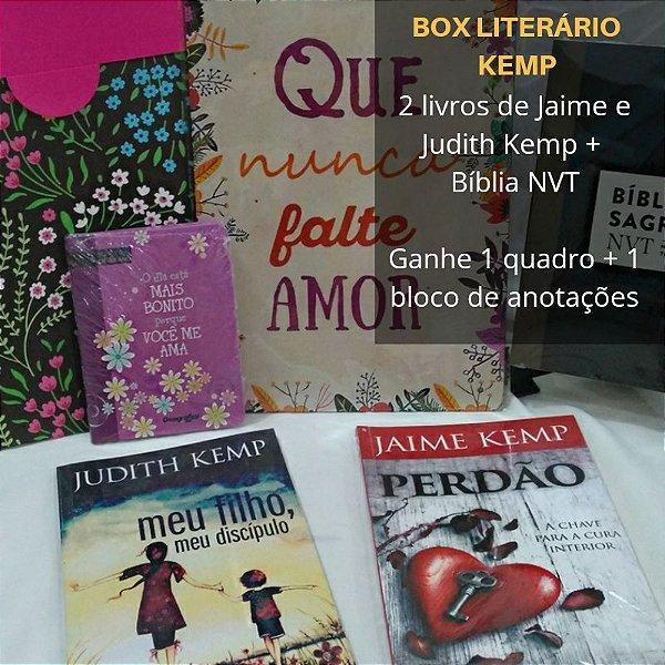 Box Literário Kemp