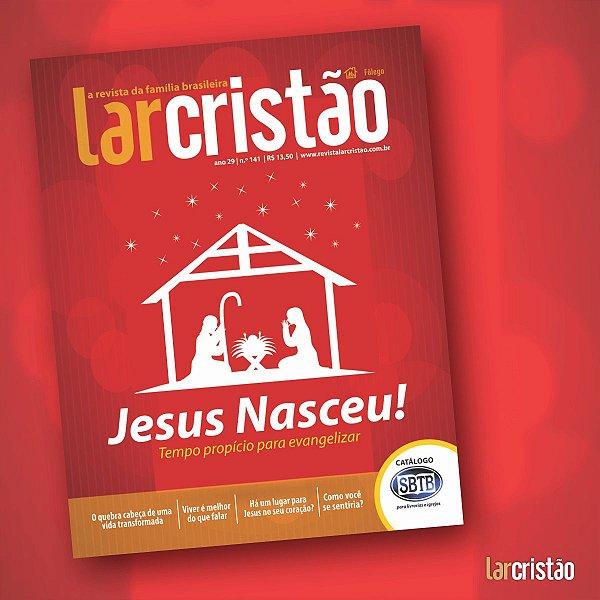 Jesus nasceu!