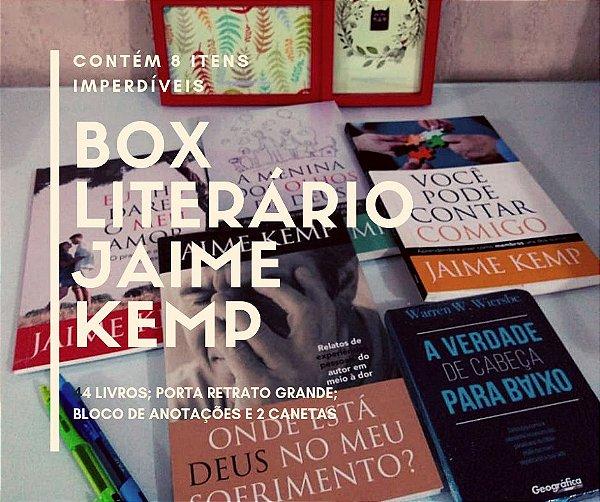 Box Literário Jaime Kemp