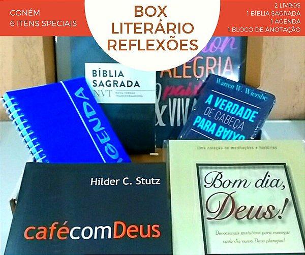 Box Literário Reflexões