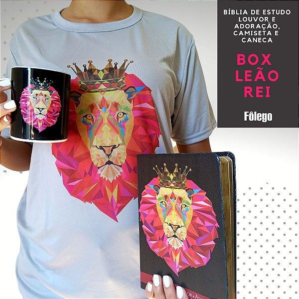 Box Leão Rei