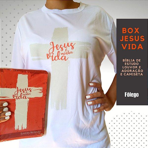 Box Bíblia Jesus Vida