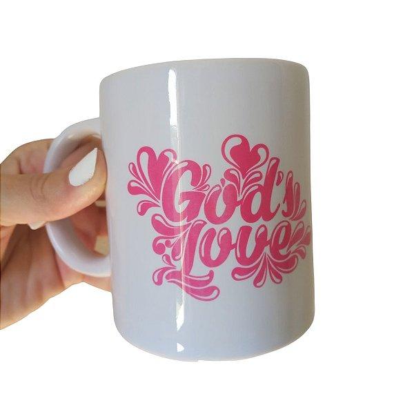 Caneca God's Love