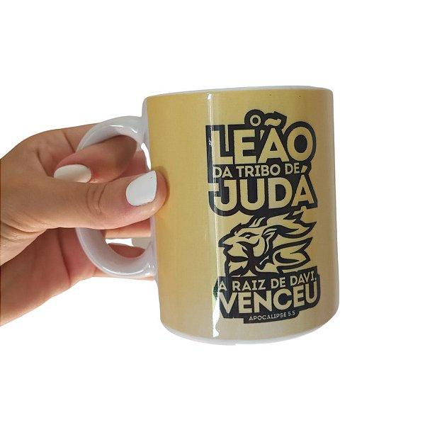 Caneca Leão de Judá
