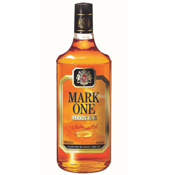 Whisky Mark One Honey 980ML