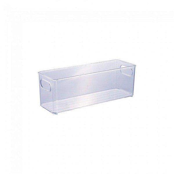 Organizador Multiuso Transparente - 30 x 10 x 10,4 cm