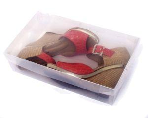 Caixa de Sapato Transparente - Feminino