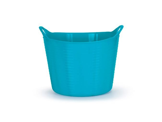 Cesto Flexível 15 Lts - Azul Tifany