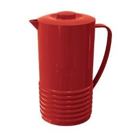 Jarra Plástica Plus 1,8L - Vermelho