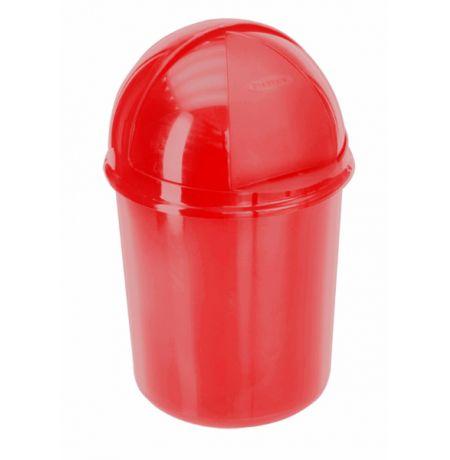 Lixeira Retrátil 4,1 - Vermelha