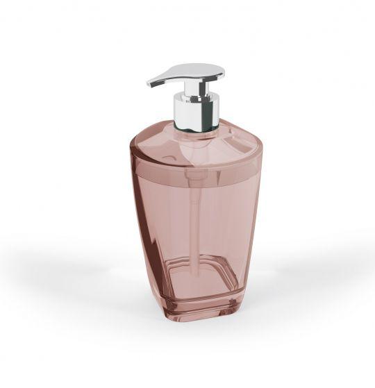 Porta Sabonete Líquido Premium - Rosa