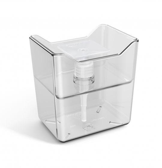 Dispenser de Detergente Acrílico Premium - Transparente