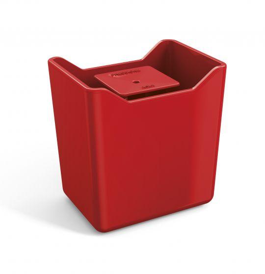 Dispenser de Detergente Premium - Vermelho