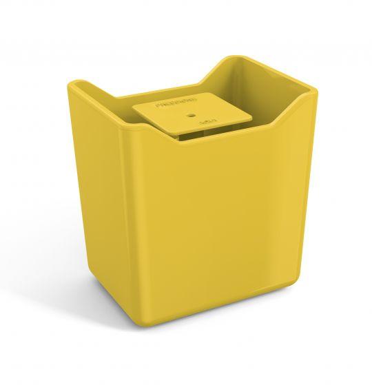 Dispenser de Detergente Premium - Amarelo
