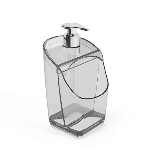 Dispenser de Detergente Acrílico - Transparente