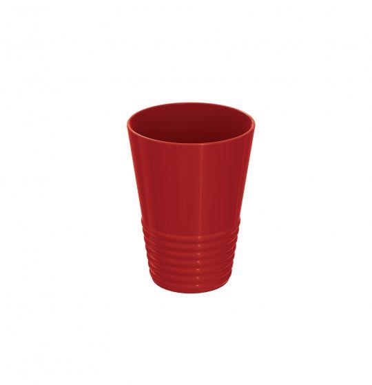 Copo Gomado - Vermelho