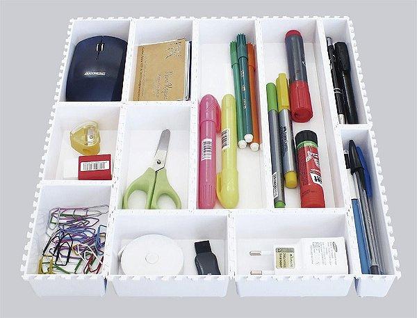 Organizador de Gavetas Puzzle Box - 32,5x29cm