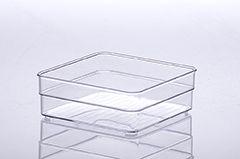 Organizador Cristal Diamond 15x15x5,2cm