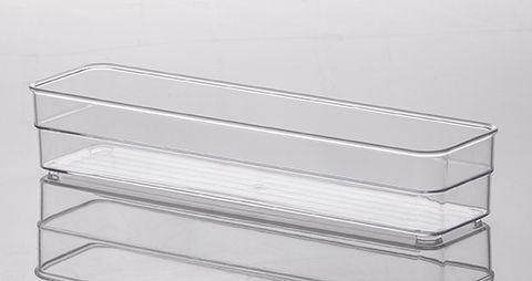 Organizador Cristal Diamond 30x7,5x5,2cm