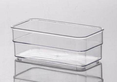 Organizador Cristal Diamond 15x7,5x5,2cm