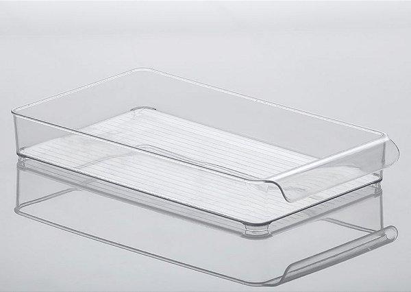 Organizador de Geladeira Diamond 37,5x21x5,5cm