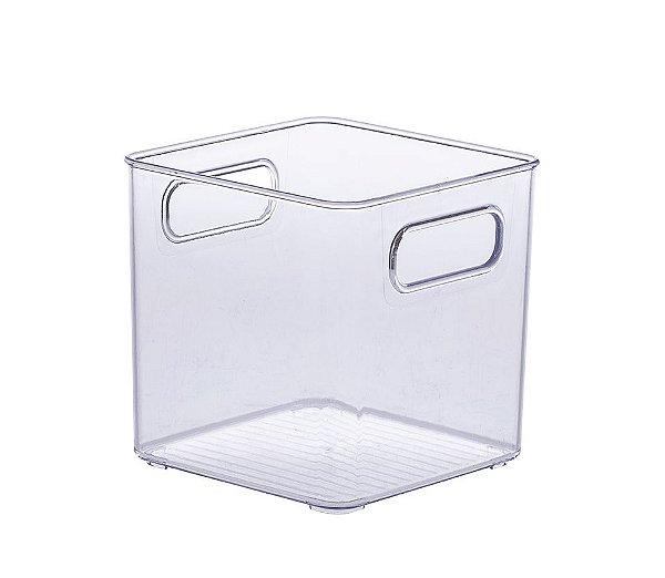 Organizador Cristal Diamond 15x15x15cm