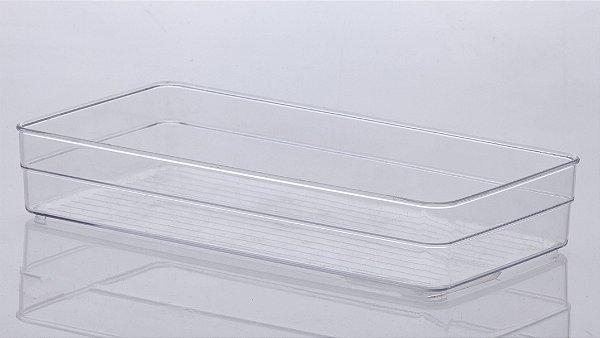 Organizador Cristal Diamond 30x15x5,2cm