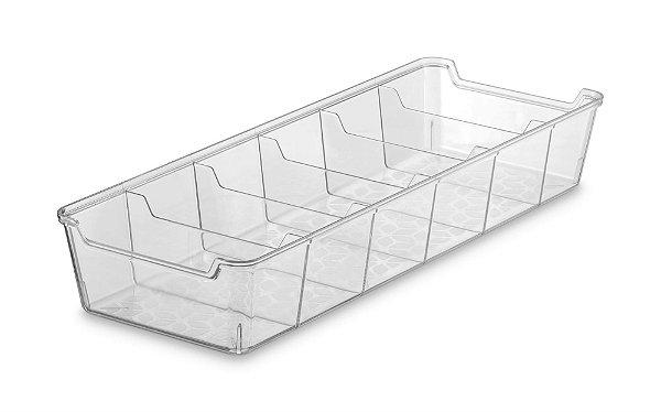 Colmeia Rígida Transparente - 12,5x34cm