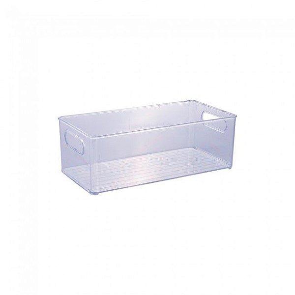 Organizador Multiuso Transparente 30 x 15 x 10,4