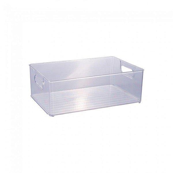 Organizador Multiuso Transparente 30 x 20 x 10,4
