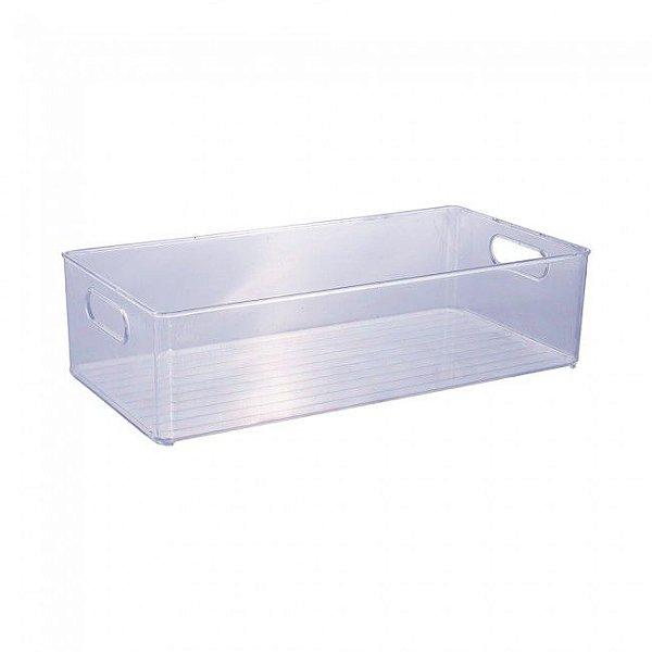 Organizador Multiuso Transparente -  40 x 20 x 10,4