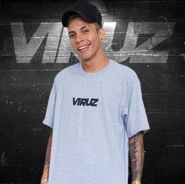 Camisa Viruz - Cinza