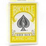 Bicycle Rider Back Amarelo