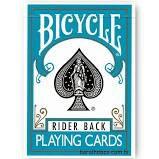 Bicycle Rider Back Turquesa
