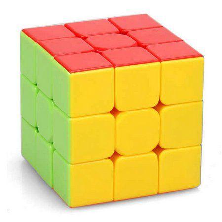 Cubo Mágico 3x3 Warrior Stickless